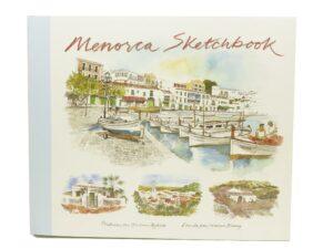 MENORCA SKETCHBOOK ESP